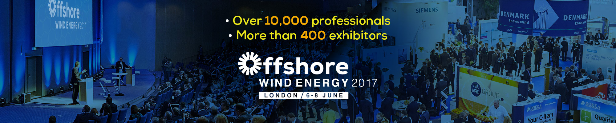 offshore 2017 event in london